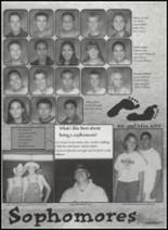 2000 Apache High School Yearbook Page 28 & 29