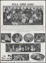 2000 Apache High School Yearbook Page 40 & 41