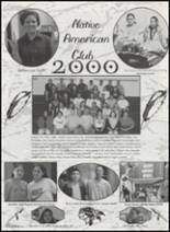 2000 Apache High School Yearbook Page 42 & 43