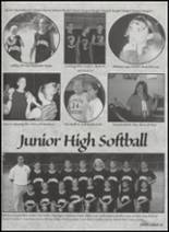 2000 Apache High School Yearbook Page 64 & 65