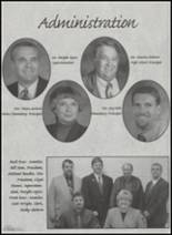 2000 Apache High School Yearbook Page 108 & 109