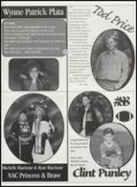 2000 Apache High School Yearbook Page 112 & 113
