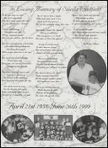 2000 Apache High School Yearbook Page 124 & 125