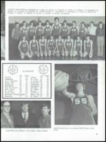 1973 Nicollet High School Yearbook Page 34 & 35