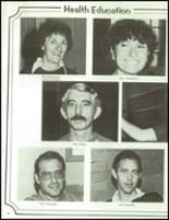 1984 Richmond Hill High School Yearbook Page 34 & 35