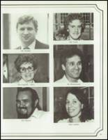 1984 Richmond Hill High School Yearbook Page 36 & 37