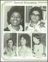1984 Richmond Hill High School Yearbook Page 42 & 43
