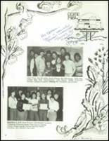 1984 Richmond Hill High School Yearbook Page 50 & 51