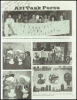 1984 Richmond Hill High School Yearbook Page 54 & 55