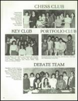 1984 Richmond Hill High School Yearbook Page 58 & 59