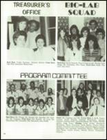 1984 Richmond Hill High School Yearbook Page 60 & 61