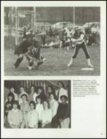1984 Richmond Hill High School Yearbook Page 76 & 77