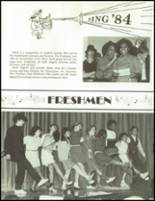 1984 Richmond Hill High School Yearbook Page 92 & 93