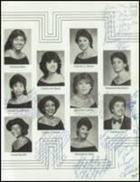 1984 Richmond Hill High School Yearbook Page 102 & 103