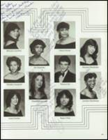 1984 Richmond Hill High School Yearbook Page 104 & 105