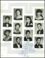 1984 Richmond Hill High School Yearbook Page 106 & 107
