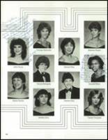 1984 Richmond Hill High School Yearbook Page 110 & 111