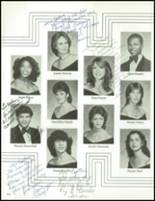 1984 Richmond Hill High School Yearbook Page 122 & 123