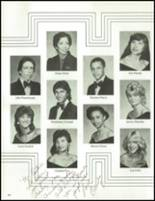1984 Richmond Hill High School Yearbook Page 126 & 127