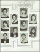 1984 Richmond Hill High School Yearbook Page 128 & 129