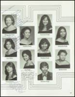 1984 Richmond Hill High School Yearbook Page 130 & 131