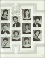 1984 Richmond Hill High School Yearbook Page 132 & 133