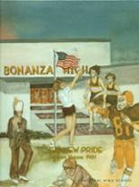 1981 Yearbook Bonanza High School