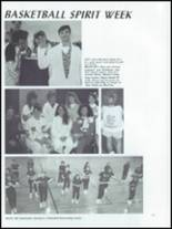 1991 Sullivan High School Yearbook Page 72 & 73