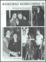 1991 Sullivan High School Yearbook Page 74 & 75