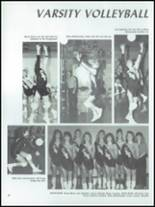 1991 Sullivan High School Yearbook Page 80 & 81