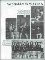 1991 Sullivan High School Yearbook Page 82 & 83