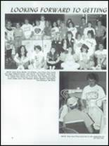 1991 Sullivan High School Yearbook Page 94 & 95