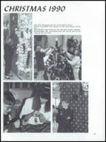1991 Sullivan High School Yearbook Page 104 & 105