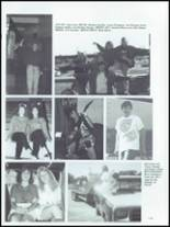 1991 Sullivan High School Yearbook Page 128 & 129