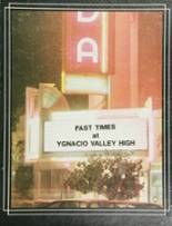 1983 Yearbook Ygnacio Valley High School