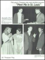 2000 Gateway High School Yearbook Page 24 & 25