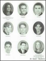 2000 Gateway High School Yearbook Page 38 & 39