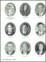 2000 Gateway High School Yearbook Page 50 & 51