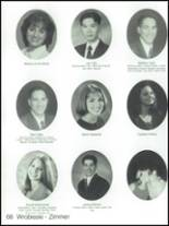 2000 Gateway High School Yearbook Page 70 & 71