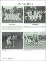 2000 Gateway High School Yearbook Page 180 & 181