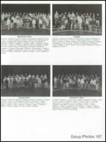 2000 Gateway High School Yearbook Page 190 & 191