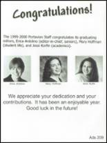 2000 Gateway High School Yearbook Page 212 & 213