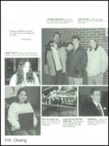 2000 Gateway High School Yearbook Page 214 & 215