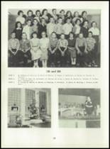 1955 Strahan Consolidated School Yearbook Page 28 & 29