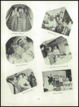 1955 Strahan Consolidated School Yearbook Page 40 & 41