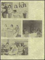 1976 Clyde High School Yearbook Page 14 & 15
