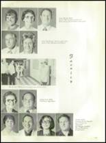 1976 Clyde High School Yearbook Page 22 & 23