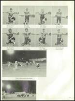1976 Clyde High School Yearbook Page 32 & 33