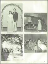 1976 Clyde High School Yearbook Page 44 & 45