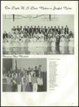 1976 Clyde High School Yearbook Page 46 & 47